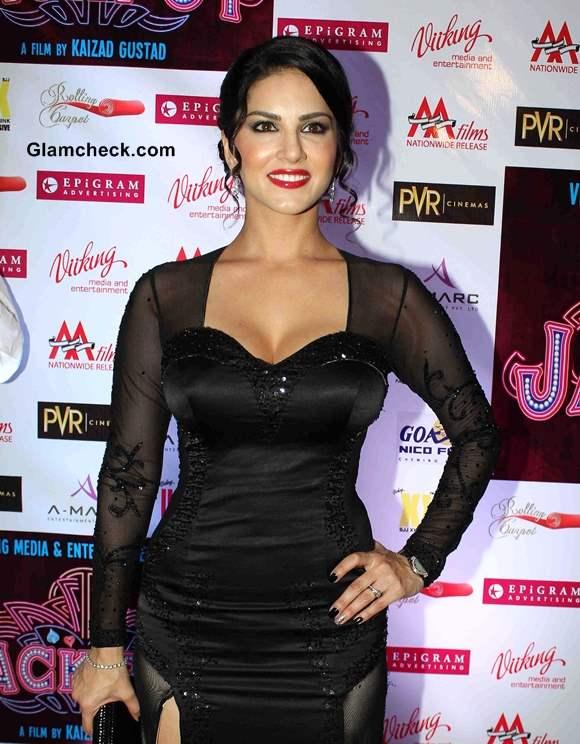 Sunny Leone Jackpot Premiere