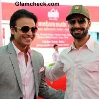 Vivek Oberoi and Ashmit Patel 2013