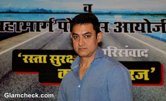 Aamir Khan on Road Safety
