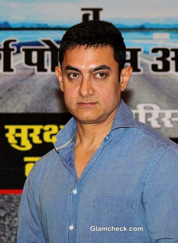 Aamir Khan talks on Road Safety
