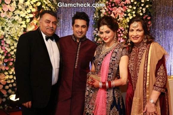 Aamna Sharif and Amit Kapoor Married