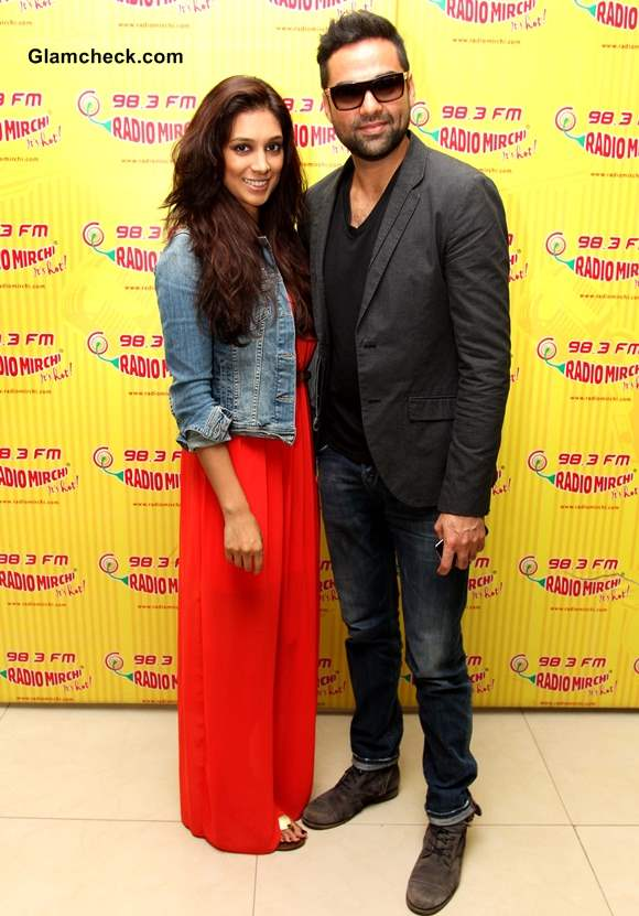 Abhay Deol and Preeti Desai in One by Two