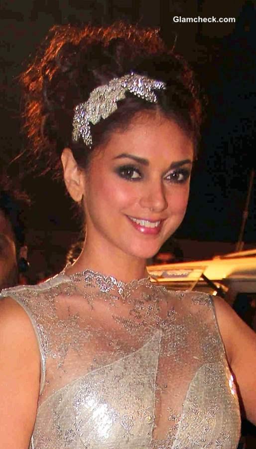 Aditi Rao Hydari 2014 at Filmfare Awards