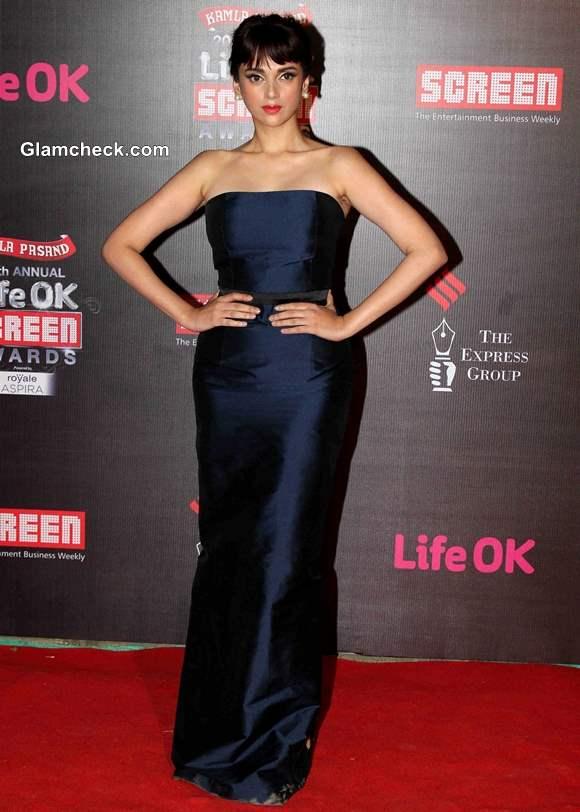 Aditi Rao hydari 2014 Annual Life OK Screen Awards