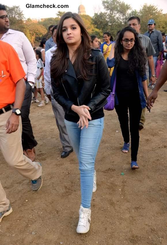 Alia Bhatt 2014 casual style