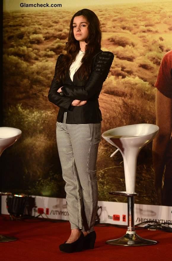 Alia Bhatt at the launch of Highway Music