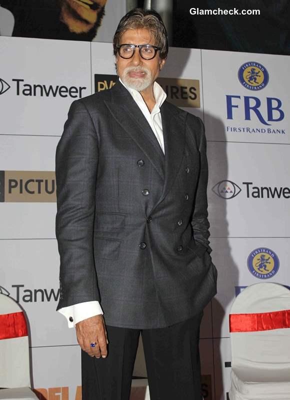 Amitabh Bachchan 2014 at India Premiere of Mandela Long Walk to Freedom