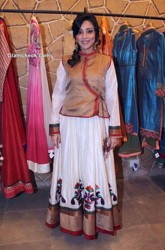 Amrita Puri at Hue Store Launch in Mumbai