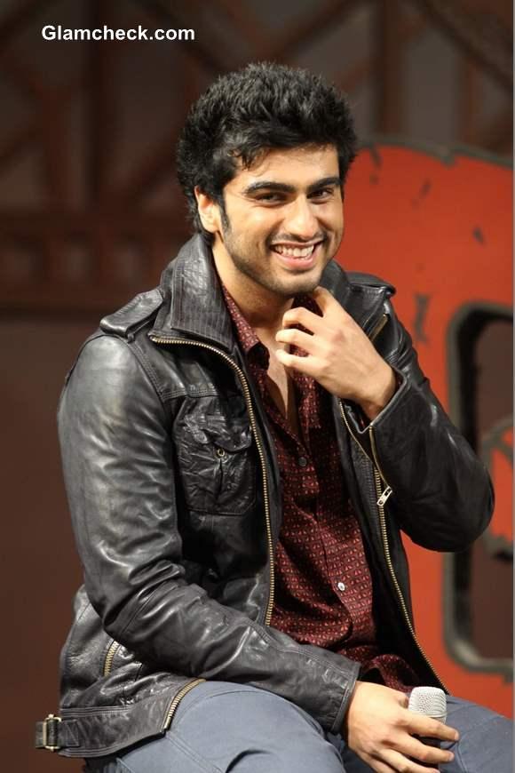 Arjun Kapoor At Gunday Music Launch