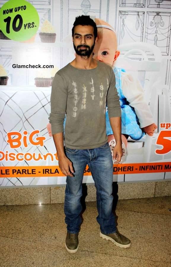 Ashmit Patel at Jai Ho Special Screening