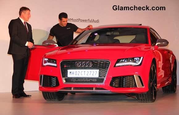 Audi RS 7 Sportback Launch