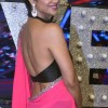 Backless Blouse Shilpa Shetty in Manish Malhotra Pink Sari