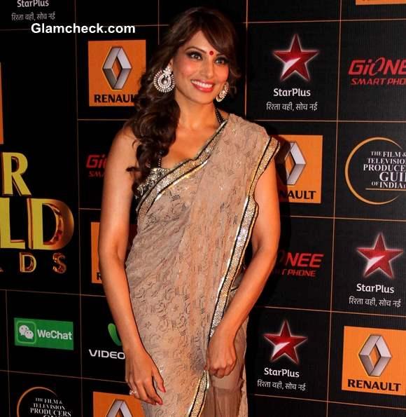 Bipasha Basu 2014 at the 9th Star Guild Awards