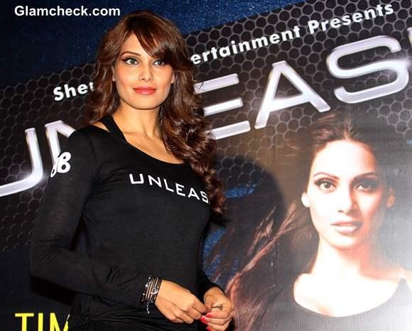Bipasha Basu Launches 3rd Fitness DVD Unleash 2014