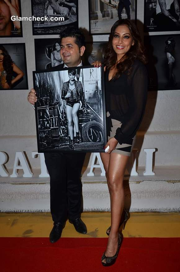 Bipasha Basu and photographer Dabboo Ratnani