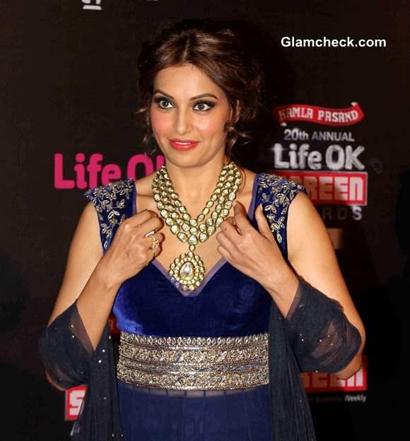 Bipasha Basu at 2014 Life OK Awards