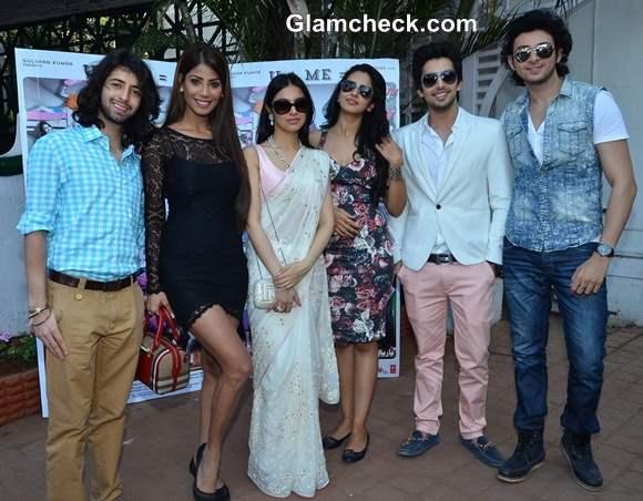 Cast of Yaariyan Head to Mumbais Turf Club