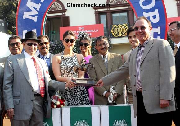 Celebs at Midday Trophy 2014