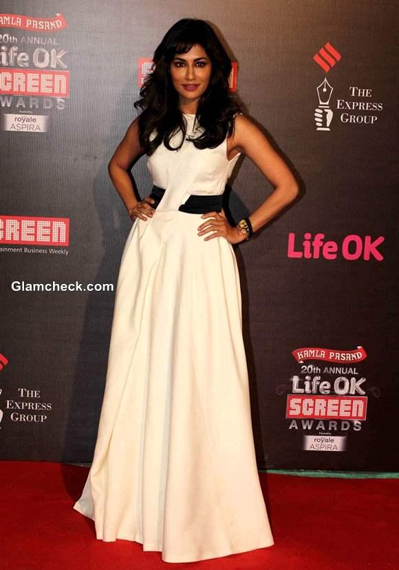 Chitrangada Singh 2014 Annual Life OK Screen Awards