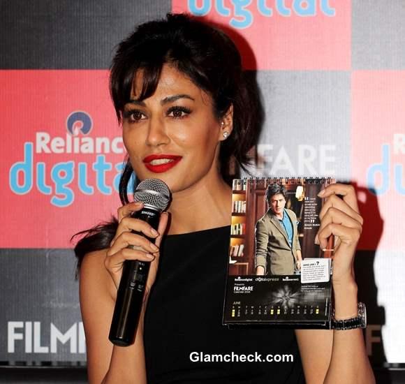 Chitrangada Singh Filmfare 2014 Calendar Launch