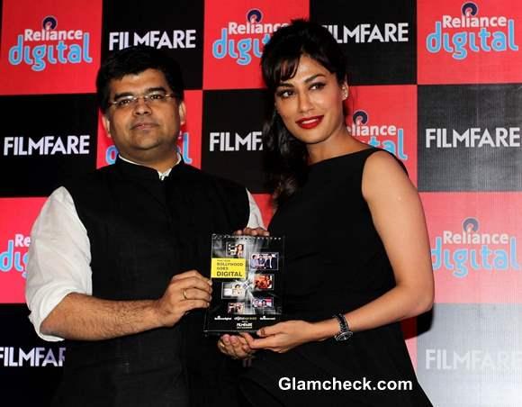 Chitrangada Singh Launches Filmfare 2014 Calendar