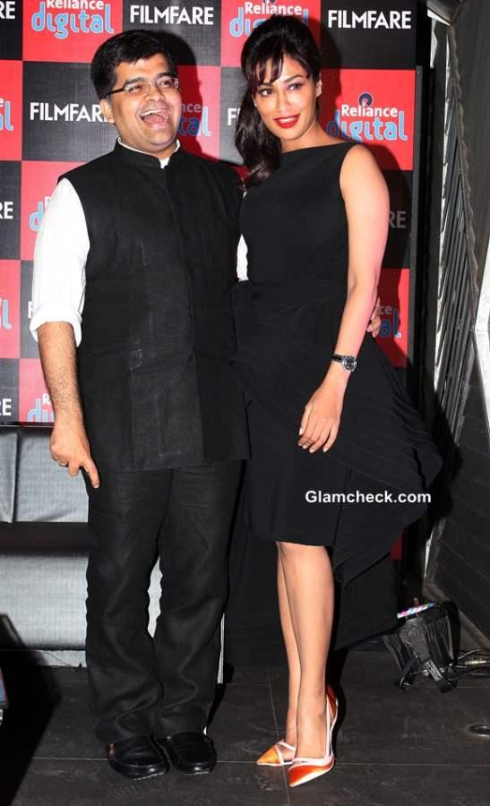 Chitrangada Singh at Filmfare 2014 Calendar Launch