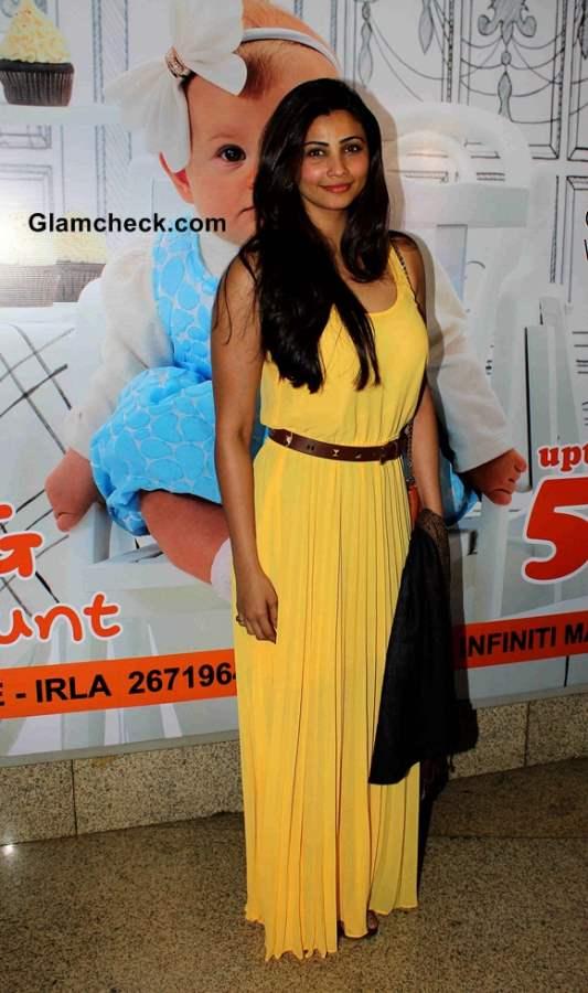 Daisy Shah at Jai Ho Special Screening