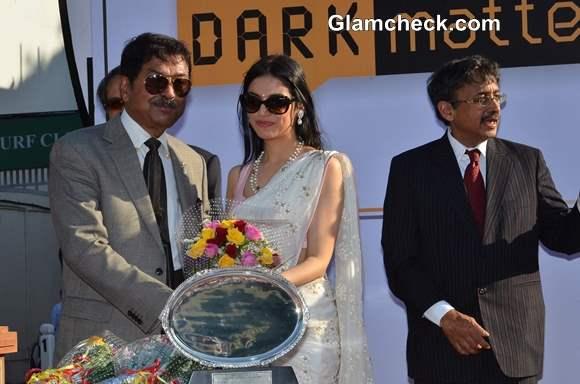 Film Yaariyan star cast at Royal Western India Turf Club in Mumbai