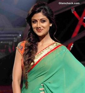 Get Shilpa Shetty's Marathi Mulgi Look