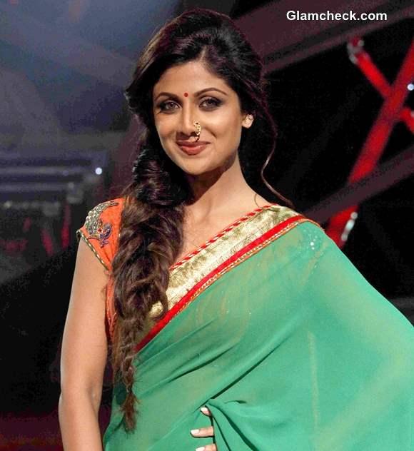 Get Shilpa Shetty S Marathi Mulgi Look