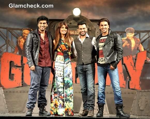 Gunday Movie Music Launch