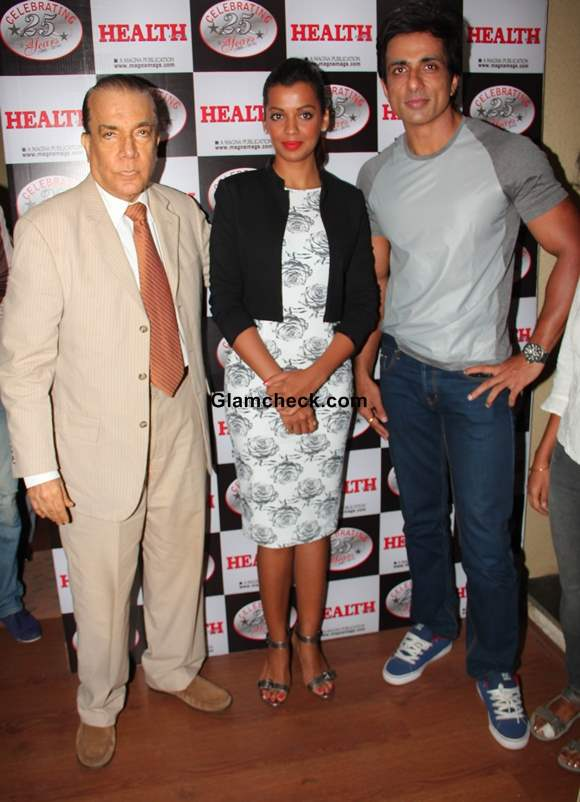 Health and Nutrition Cover Launch pictures