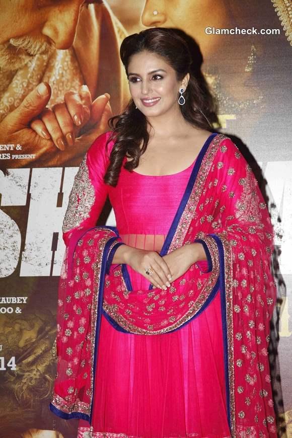 Huma Qureshi at Dedh Ishqiya  Premiere