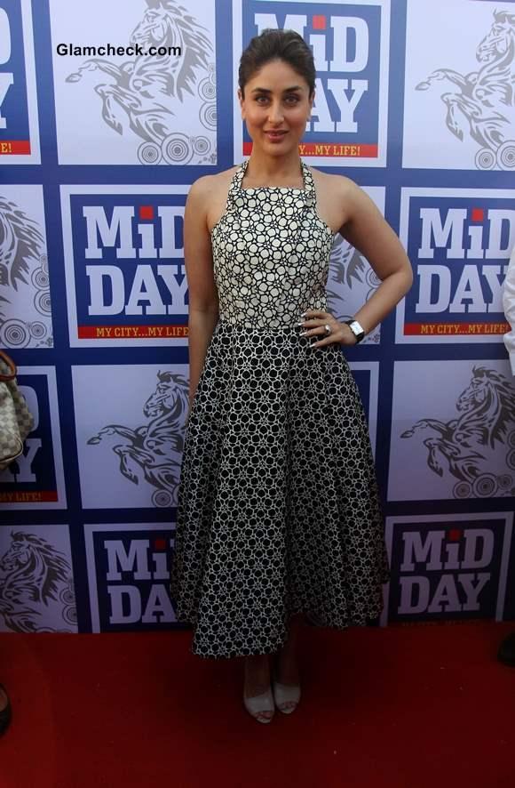 Kareena Kapoor Pictures at Midday Trophy 2014