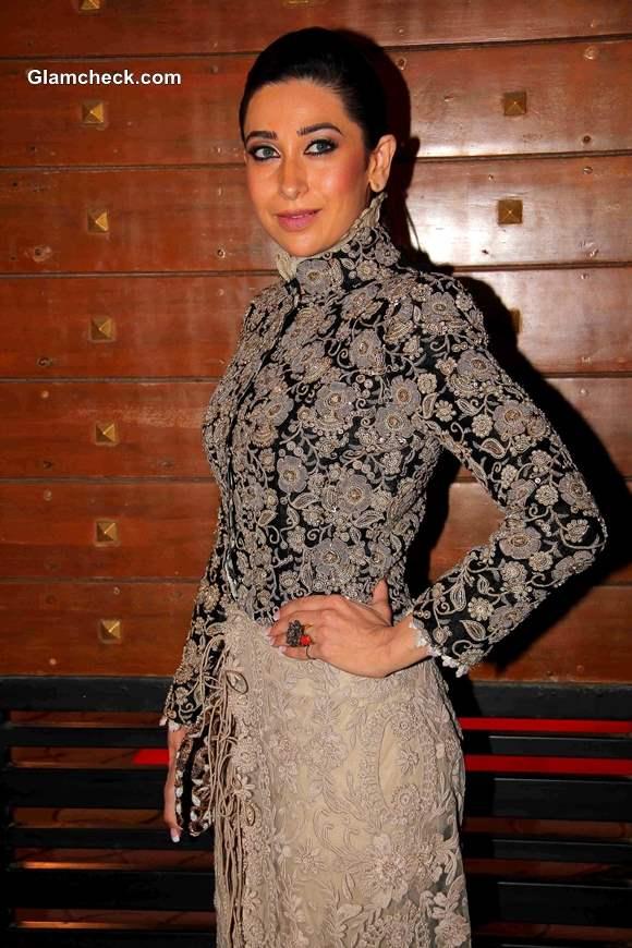 Karisma Kapoor 2014 at Filmfare Awards