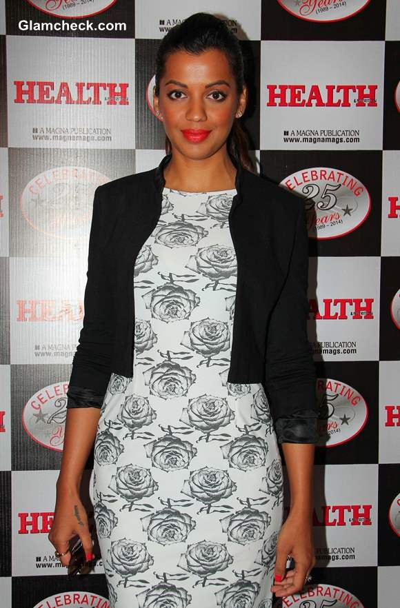 Mugdha Godse at Health and Nutrition Cover Launch pictures