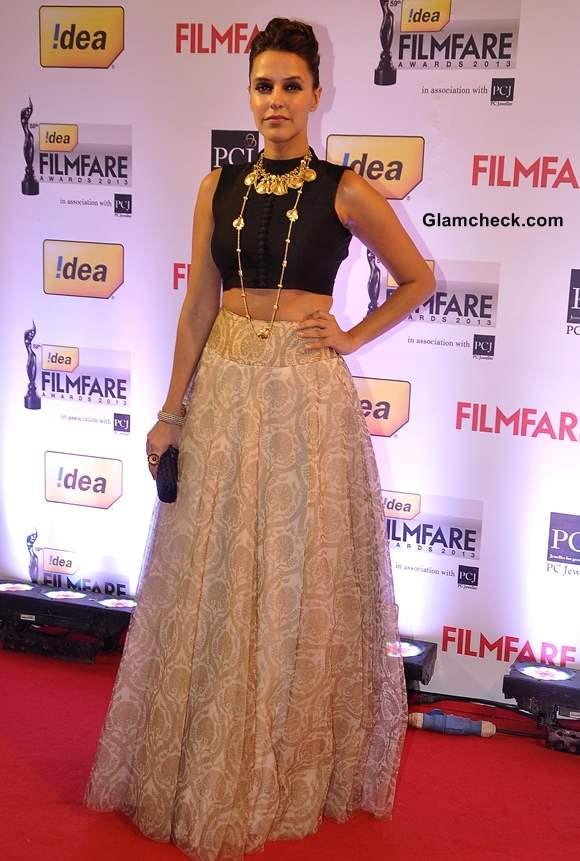 Neha Dhupia 2014 Filmfare Awards
