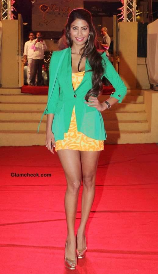 Nicole Faria at Yaariyan Success Party