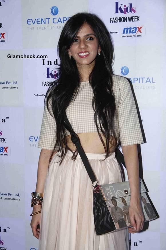 Nishka Lulla at India Kids Fashion Week - Day 2