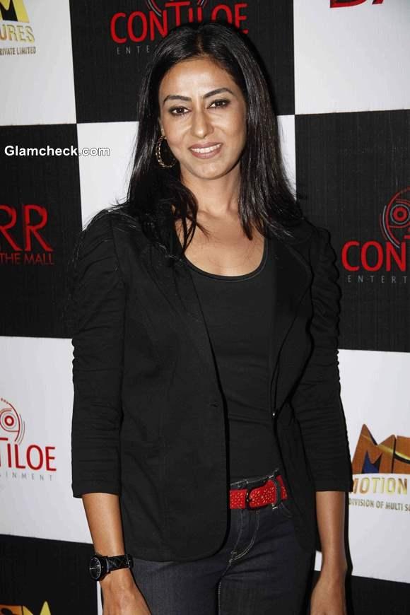 Nivedita Bhattacharya 2014 Darr @ The Mall