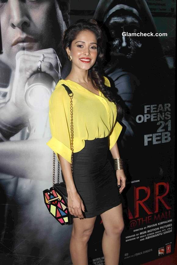 "Cast of ""Darr @ The Mall"" Launches First Look in Mumbai"