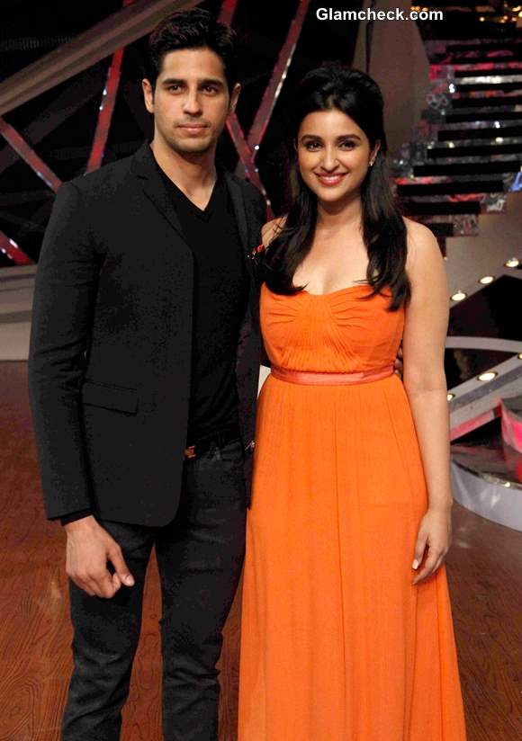 Parineeti Chopra and Sidharth Mal