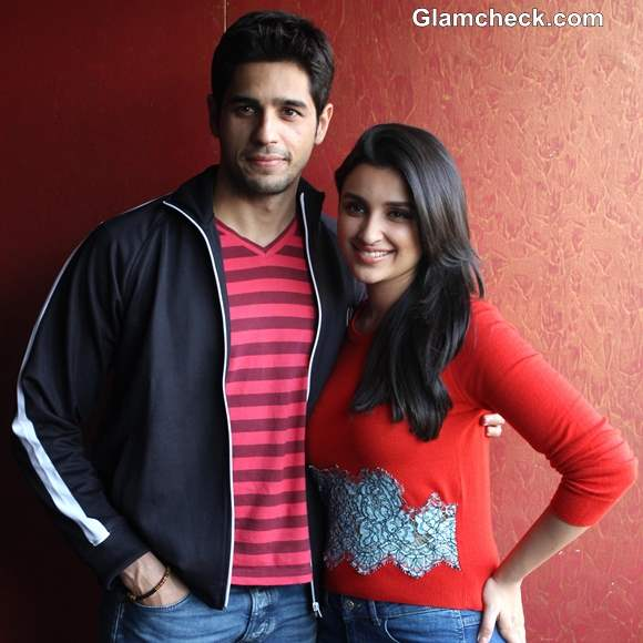 Parineeti and Siddharth Promote Hasee Toh Phasee on Yeh Hai Aashiqui