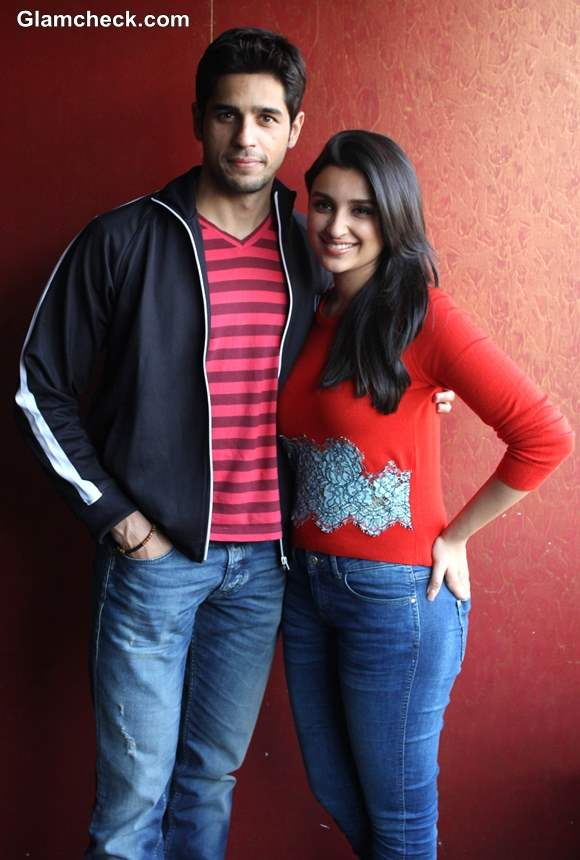 Parineeti and Siddharth Promote Hasee Toh Phasee