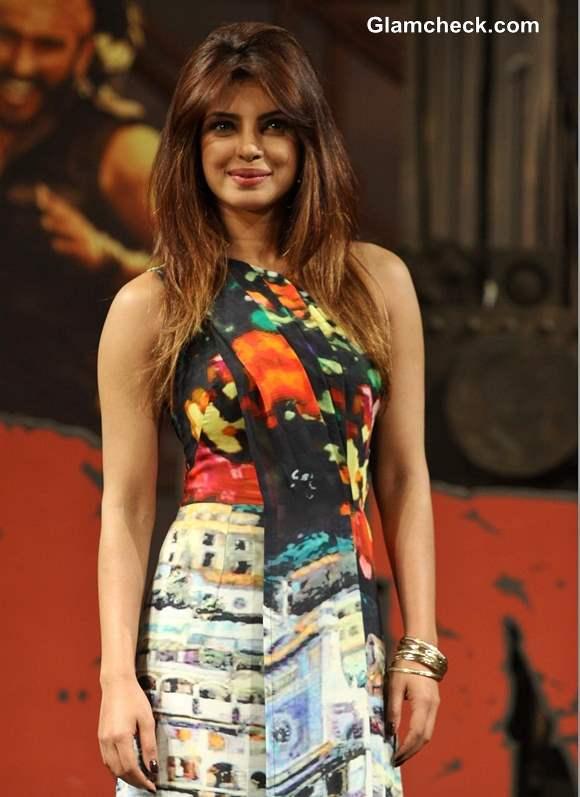 Priyanka Chopra  At Gunday Music Launch
