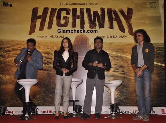 Rahman Sings Composes and Features in Video for Highway