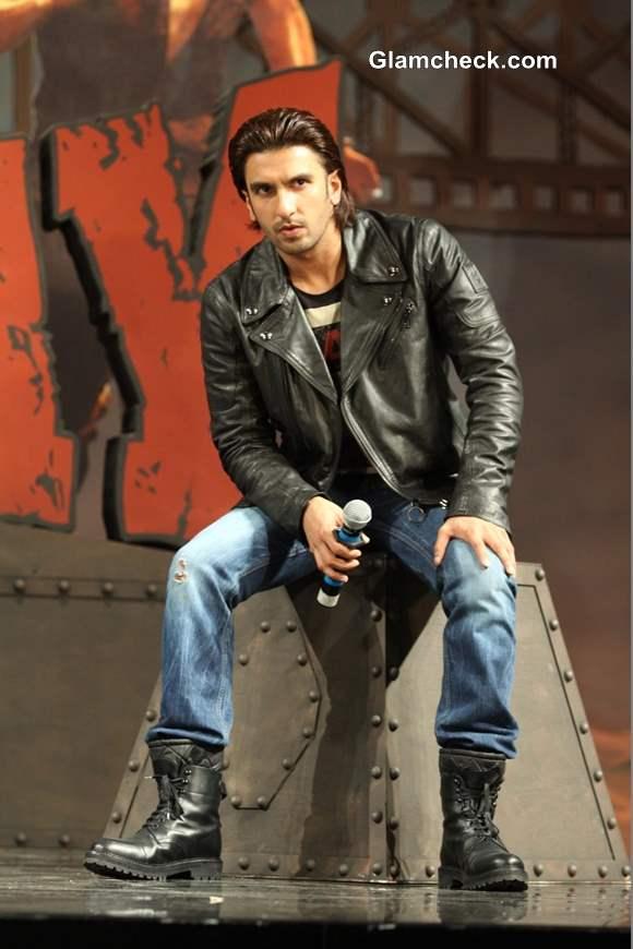 Ranveer Singh 2014 Gunday Music Launch