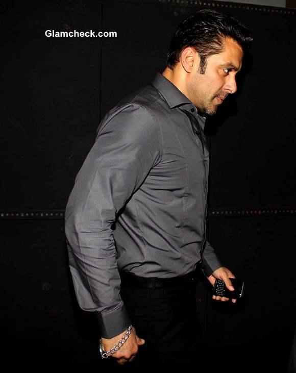 Salman Khan 2014 at Jai Ho Special Screening
