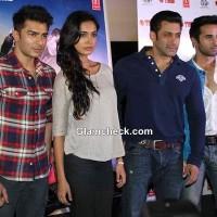 "Cast of ""Satya 2"" Launch Theatrical Trailer in Mumbai"