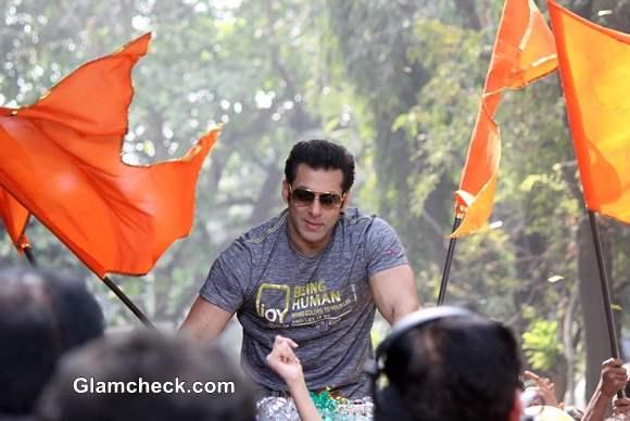 Salman Khan Promote Jai Ho